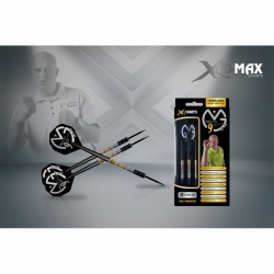 Šipky Steel XQMax Darts Michael van Gerwen Career Slam 23 g