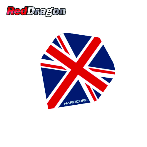 Letky Hardcore Union Jack